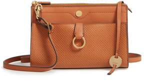 Lodis Los Angeles Sunset Boulevard - Vicky RFID Leather Convertible Crossbody Bag