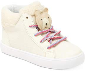 Carter's Sydney Faux-Fur High-Top Sneakers, Toddler & Little Girls (4.5-3)