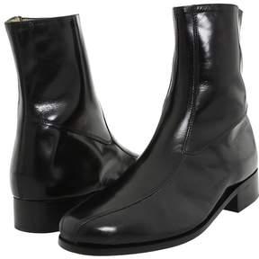 Nunn Bush Bristol Side Zip Ankle Boot Men's Boots