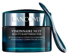 Lancome Visionnaire Nuit Beauty Sleep Perfector Advanced Multi-Correcting Gel-In-Oil/1.7 oz.