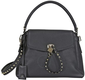 Valentino Twiny Single Shoulder Bag - Black