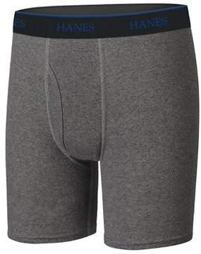 Hanes Boy's Ultimate X-TEMP Long Leg Boxer Briefs with Comfort Flex Waistband (3-Pack)
