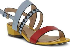 Azura Tresna Tribal Strappy Sandal (Women's)