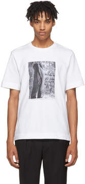 Jil Sander SSENSE Exclusive White Mario Sorrenti Edition 009 T-Shirt