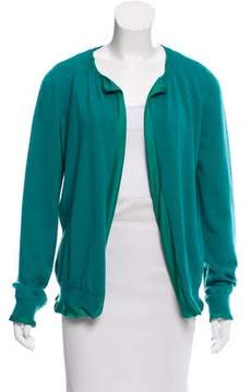 Bottega Veneta Silk-Lined Cashmere Cardigan