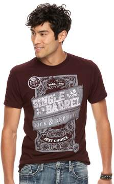 Rock & Republic Men's Single Barrel Tee