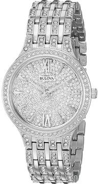 Bulova Pave Crystals - 96L243 Watches