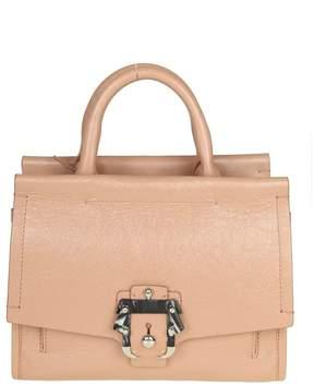 Paula Cademartori manu Bag In Pink Colored Leather
