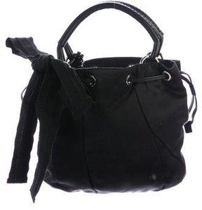 Jil Sander Satin Handle Bag