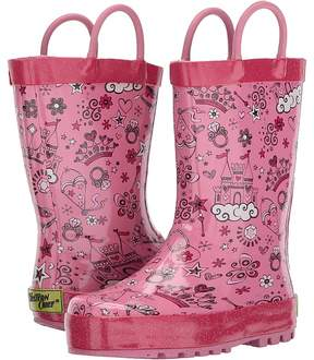 Western Chief Fairytale Rain Boots Girls Shoes