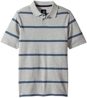 Vans Kids Gifford Short Sleeve Polo (Big Kids)
