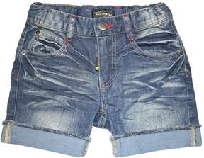 Rock Your Baby Blue Cinch Shorts