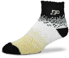 For Bare Feet Purdue Boilermakers Marquee Sleep Soft Socks