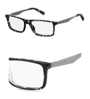 Marc Jacobs Eyeglasses 208 09WZ Havana Black Crystal