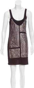 Vena Cava Sleeveless Mini Dress