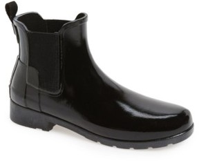 Hunter Women's 'Original Refined' Chelsea Rain Boot