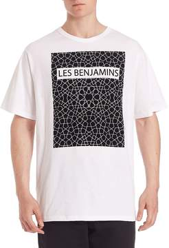 Les Benjamins Men's Short Sleeve Graphic Tee