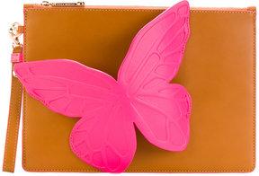 Sophia Webster butterfly clutch