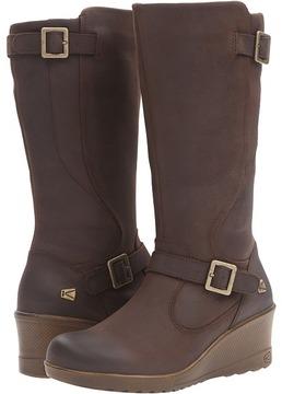 Keen of Scots Women's Zip Boots