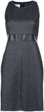 Akris Punto fitted waistband dress