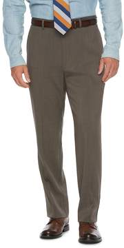 Chaps Men's Slim-Fit Performance Flat-Front Dress Pants