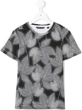 Antony Morato leaf print T-shirt