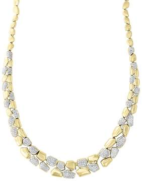 Bloomingdale's Diamond Pebble Necklace in 14k Yellow Gold, 1.70 ct. t.w. - 100% Exclusive