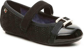 Tommy Hilfiger Girls Kayleigh Toddler Mary Jane Flat