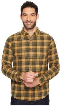 Royal Robbins Lieback Flannel Long Sleeve Shirt Men's Long Sleeve Button Up