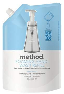 Method Products Foaming Sweet Water Hand Soap Refill - 28oz
