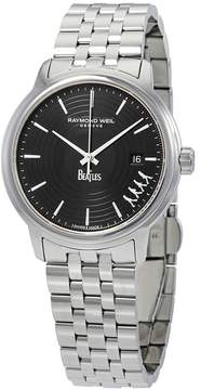 Raymond Weil Maestro Beatles Automatic Black Dial Men's Watch
