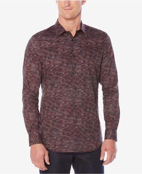 Perry Ellis Men's Classic-Fit Printed Shirt