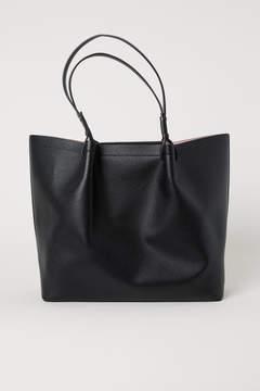 H&M Shopper - Black