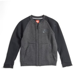 Nike Boy's Sportswear Tech Fleece Bomber Jacket