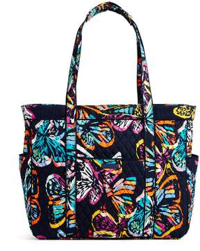 Vera Bradley Get Carried Away Tote - PAISLEY STRIPES - STYLE