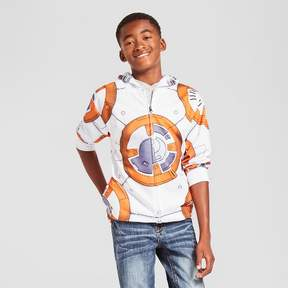 Star Wars Boys' BB8 Sweatshirt - White