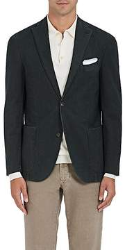 Boglioli Men's K2 Herringbone-Weave Two-Button Sportcoat