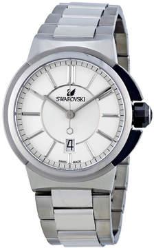 Swarovski Piazza Grande Silver Dial Stainless Steel Men's Watch