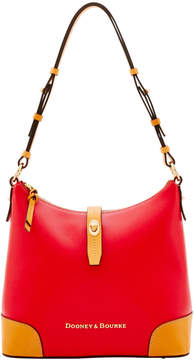 Dooney & Bourke Claremont Hobo - RED - STYLE