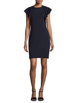 Susana Monaco Women's Lana Ruffle Dress