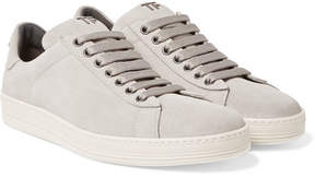 Tom Ford Russel Suede Sneakers