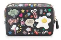 Anya Hindmarch Printed Make-Up Pouch