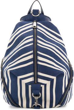Rebecca Minkoff Jiulian backpack - BLUE - STYLE