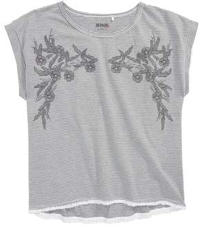 Hudson Fae Embroidered Top