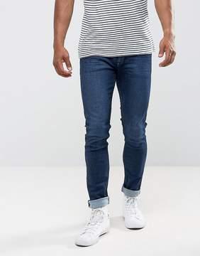 MANGO Man Skinny Jeans In Dark Wash