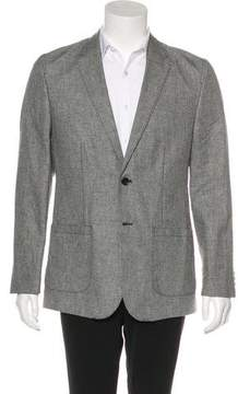 Calvin Klein Collection Heathered Blazer w/ Tags