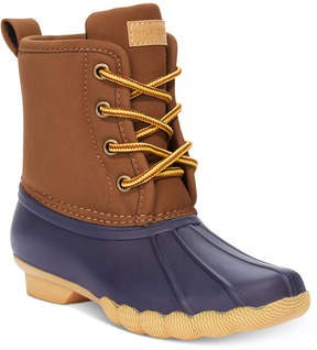 Tommy Hilfiger Tommy Hilfiger' Ryan Duck Boots, Little Boys (11-3) & Big Boys (3.5-7)