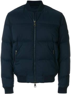 Michael Kors padded bomber jacket