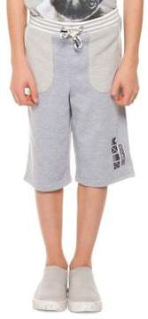 Dex Boy's Logo Terry Shorts