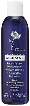 Klorane Floral Eye Make-up Remover with Soothing Cornflower.